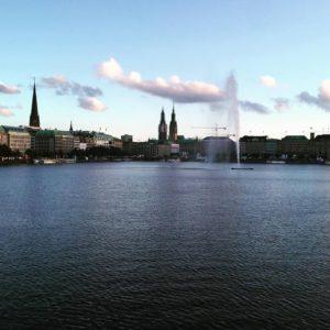 Hamborg, Alster