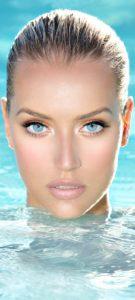 makeup til blå øjne