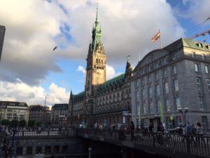 Rådhuset, Hamborg
